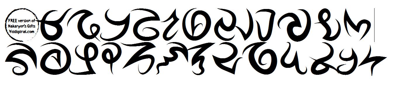 Glyph Examples