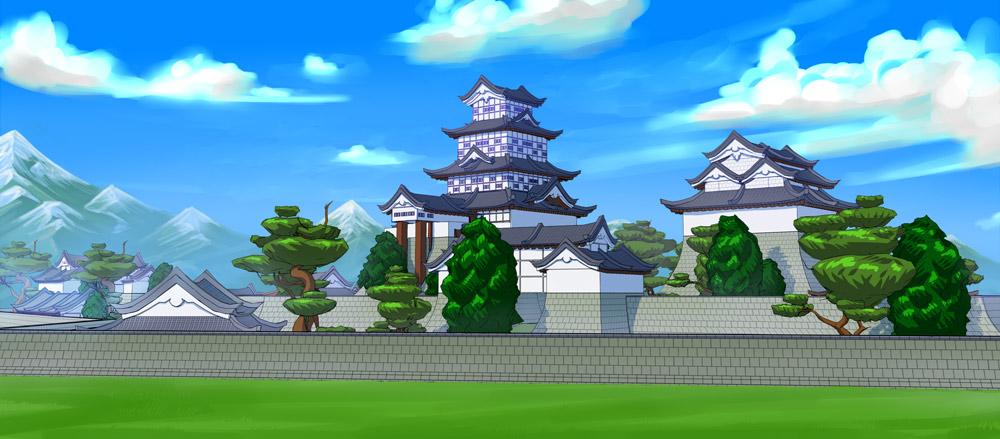 A Shiro Castle